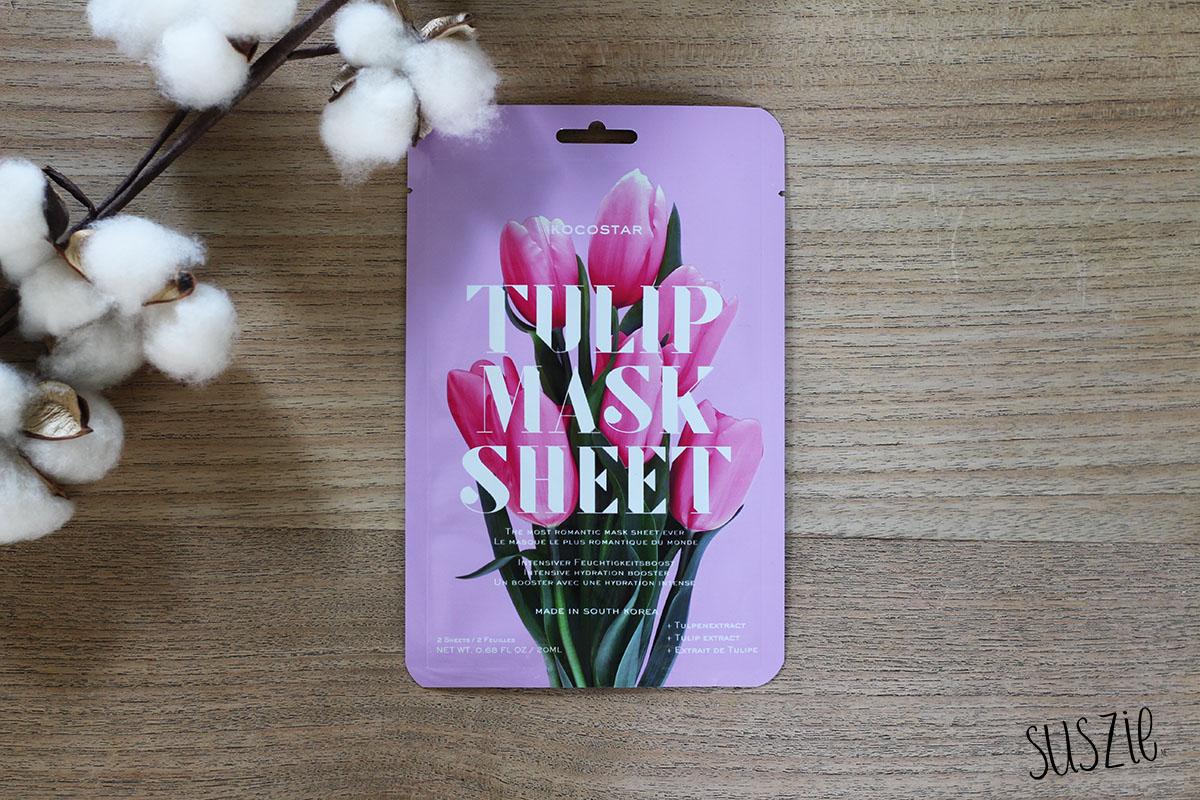 Kocostar maskers: Rose, Tulip en Sunflower