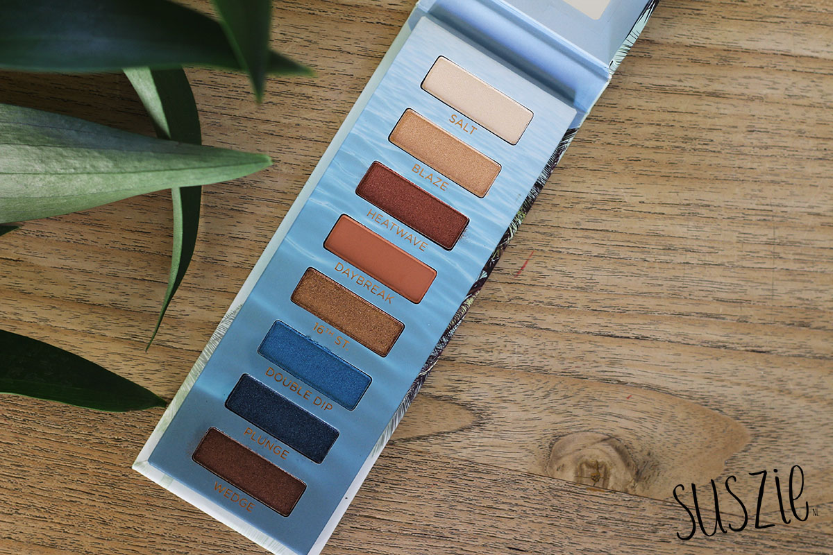 Urban Decay Beached oogschaduw palette