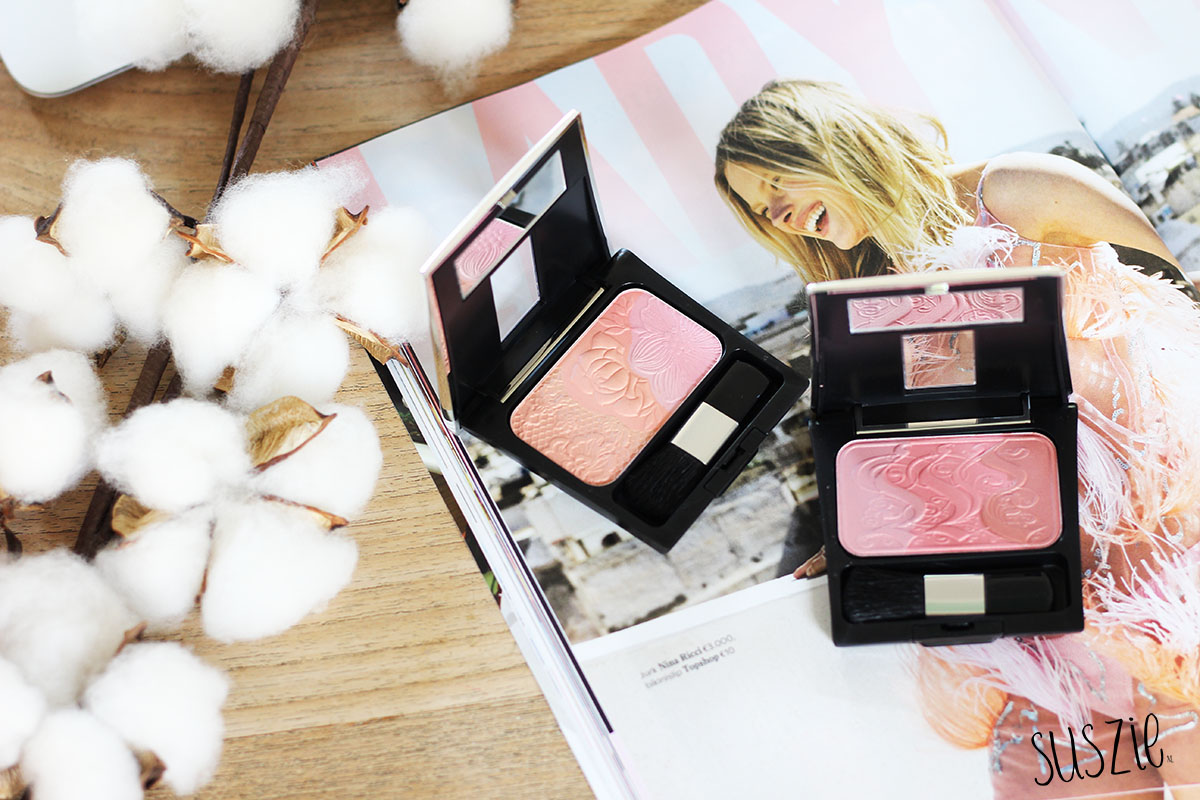 Make Up Factory Rosy Shine Blusher