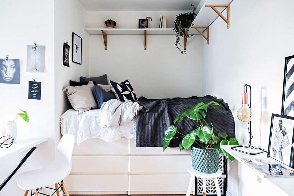 Ikea Bed Ideas
