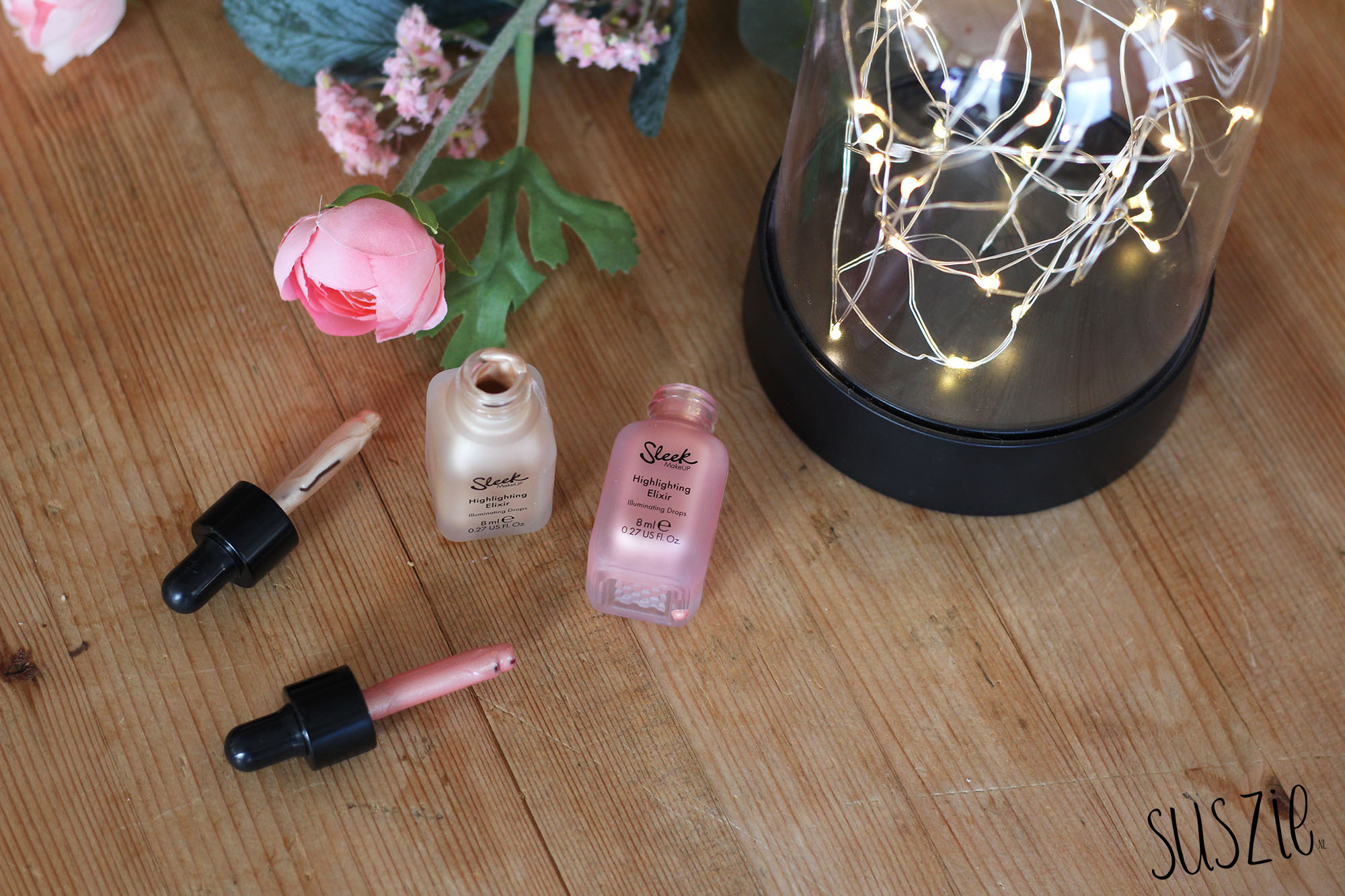 Sleek Highlighter Elixir: She Got It Glow en Poppin' Bottles
