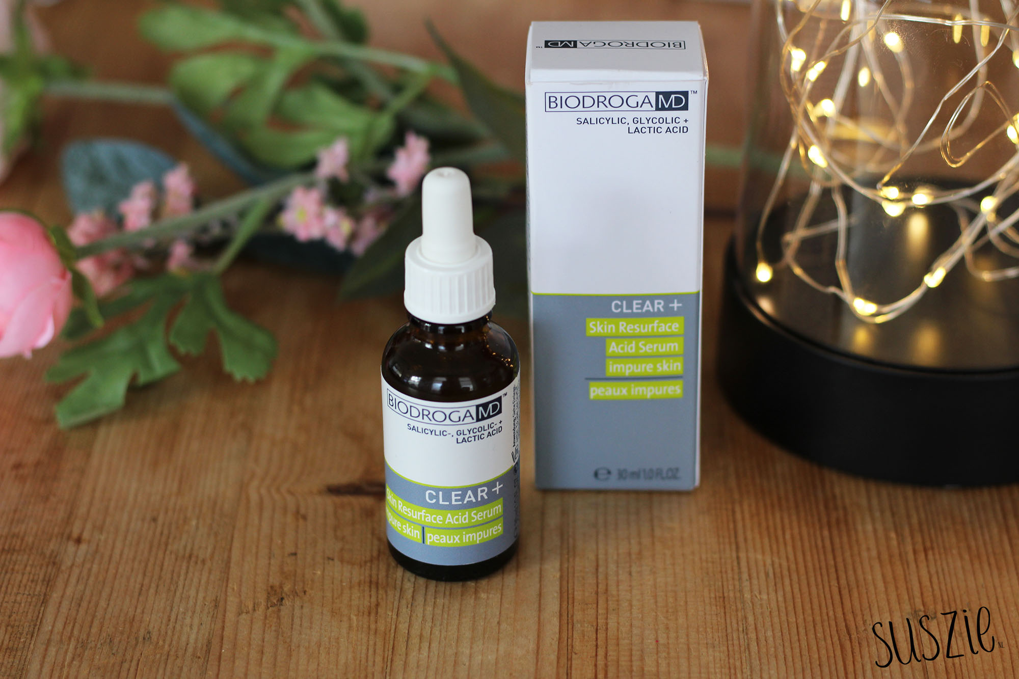 BiodrogaMD Clear + producten