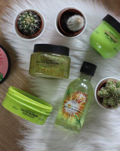 The Body Shop Cactus Blossom lijn